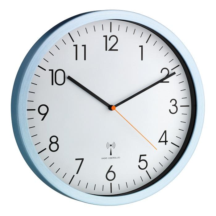 orologio da parete radiocontrollato tfa
