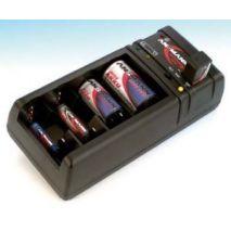 Carica/scarica batterie Ansmann ACCUfresh 5