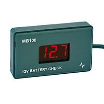 monitor batterie 12V MB100