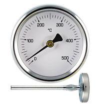 Termometro da forno 0-500° C.