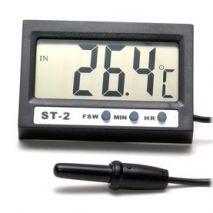 Termometro in out con orologio ST-2