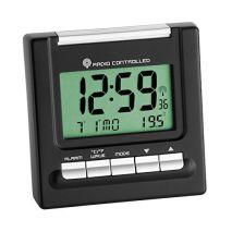 Sveglia radiocontrollata con termometro 98.1087