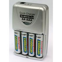 Carica batterie rapido V-2400