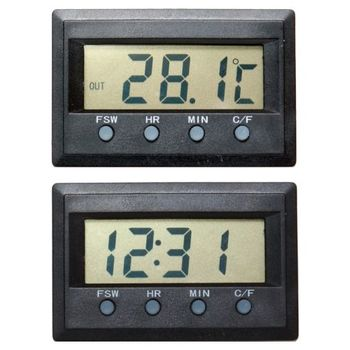 Termometro orologio TPM-10B
