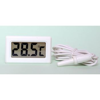 Termometro da pannello 7D.081 bianco