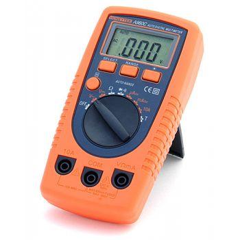 Multimetro digitale auto range A960C