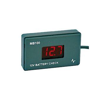 monitor batterie 12V MB100