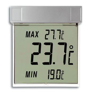 Termometro digitale da finestra Vision