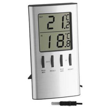 Termometro 30.1027 IN/OUT  con memoria
