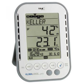 Termometro Igrometro 30.3039IT USB