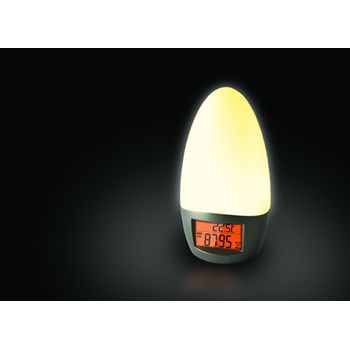 Wake-up light con radiosveglia