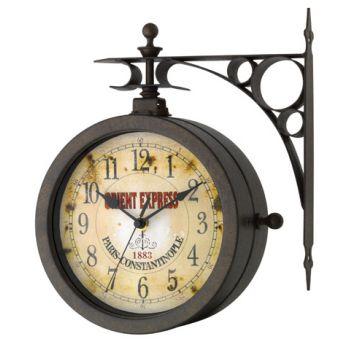 Orologio da parete Metal antique