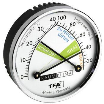 Termometro igrometro 45.2024