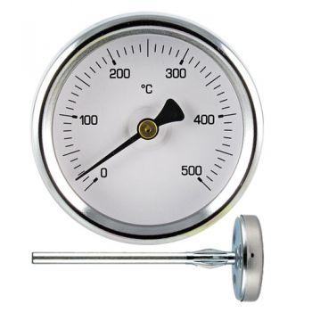 Termometro da forno 0-500° C. TF103L50