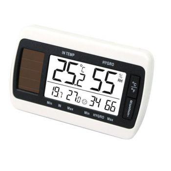 Termometro igrometro solare WT150
