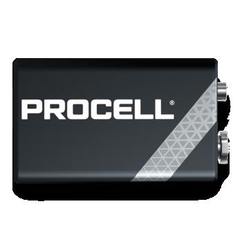Batteria alcalina 9V MN1604 Duracell Procell