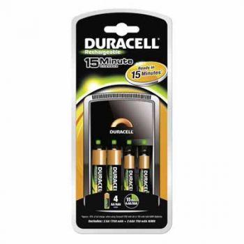Carica batterie Duracel CEF-15