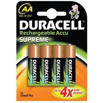 Duracell Supreme AA