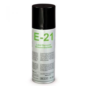 Rimuovi etichette E21