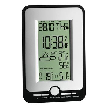 Stazionne meteo wireless MULTY